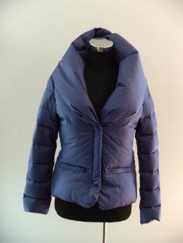 ladies' feather down fashionable jacket