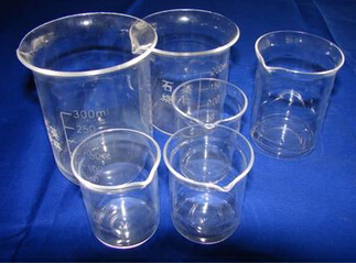 quartz instrument/ lab ware/ quartz glass ware/ beaker