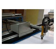 Portable Automatic CNC Metal Cutting Machine