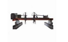 CAD Drawing NC Flame Plasma Cutting Machine