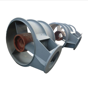 welding steel marine propeller