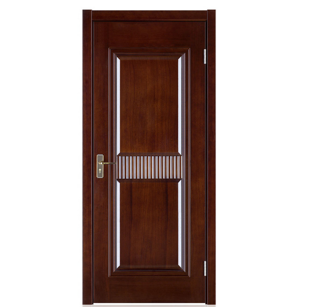 pvc interior wooden door