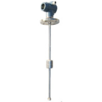 Smart float level transmitter