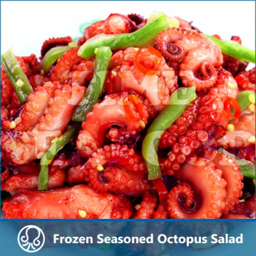 Frozen Seasoned Octopus Salad
