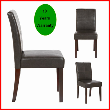 upholstered solid wood chair