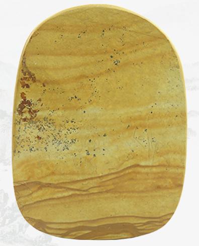 Songhua marble pine tree grain inkstone , qing dynasty, Emperor kangxi