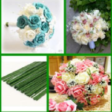 Wedding floral decorating