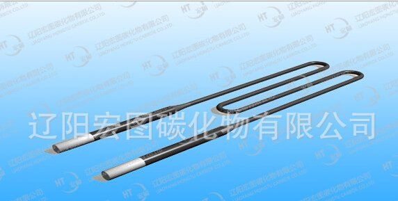 GM-W  MoSi2 heating element