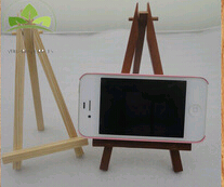 Wooden Cell Phone Stander Mobile Phone Holder