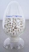 Predispersed rubber activator TMTD-80