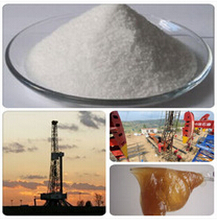 Oilfield acid fracture thickening agent
