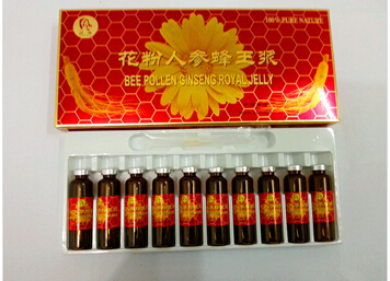 Energy Drink- Bee Pollen Ginseng Royal Jelly