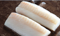 Alaska Pollock fillet blocks