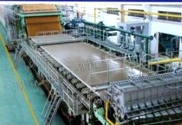 linerboard paper machine