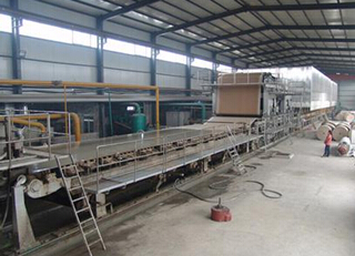 Corrugated carton Paper Machine