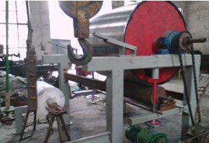 fourdrinier paper making machine