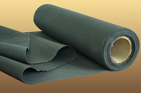 glass fiber fabric with triple finish