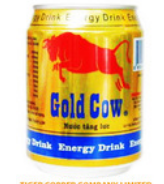 GOLD COW ENERGY DRINK CAN 250ML/CANNED ENERGY DRINKS/VIETNAM ENERGY DRINKS