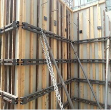 WPC Panel Foam Concrete formwork Panel