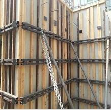 WPC Panel Foam Concrete formwork Panel