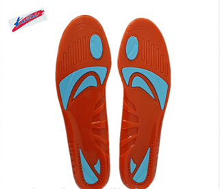 shoe inserts massage Arch Support gel insole Elastic Casual Shoe Insole