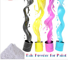 325mesh 1250mesh talc powder for paint industry