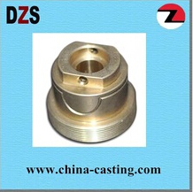 ISO bronze turning parts