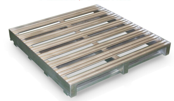 zinc galvanized firm pallet