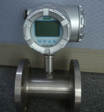 LWGY Model Screwed and Flanged Turbine Flow Meter for Liquid