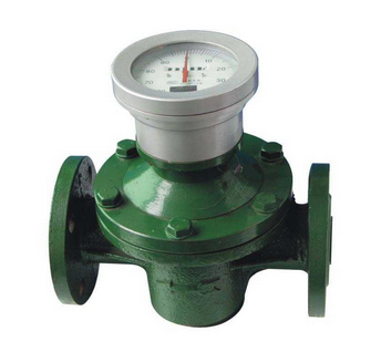 LC-U type Oval Gear Meter with insulating jacket