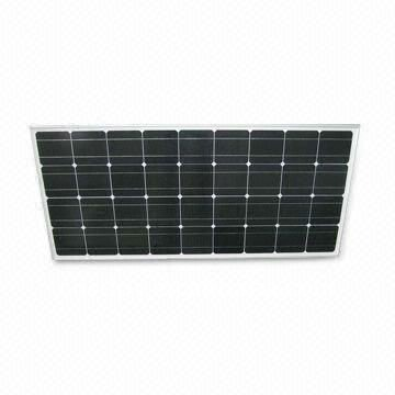 125W mono photovolatic solar panel/module with solar cell and TUV. IEC. CE. Marks
