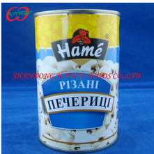 canned whole/sliced mushroom in brine 820g/2500g