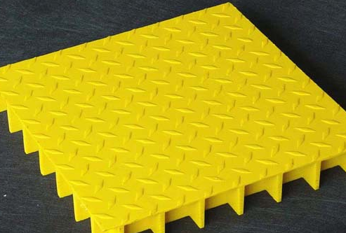 Frp Covered Plate