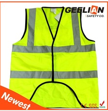 Hi-Vis Two Tone Coveralls with reflective strips, conforms to EN471 ANSI/ISEA, Class 3