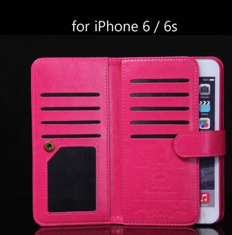 mobile phone cover for iPhone mobile phone pouch PU leather