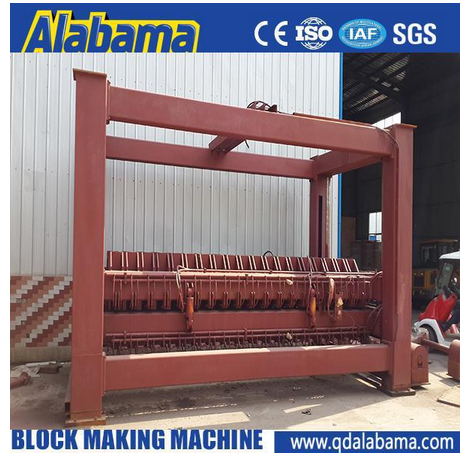 overseas install and debug service automatic building block machine