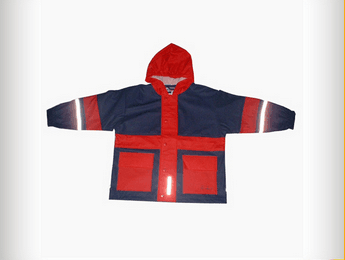 PU jacket for kids