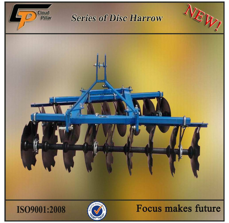 high quality farm equipment disc harrow for tractor in philippines