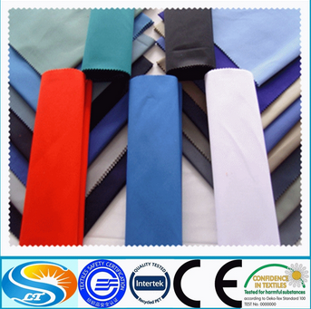 TC Polyester Cotton Uniform Twill Trousers Garment Workwear Fabric