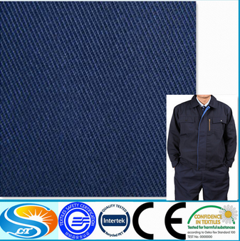 Twill Weave T/C Fabric Workwear Fabric