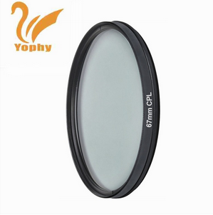 62mm Slim CPL CIR-PL Polarizing Polarizer Digital Filter