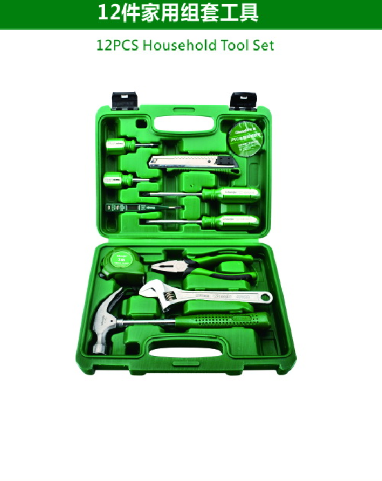 12PCS Household Tool Set