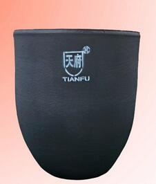 China Made SIC Graphite Crucible for melting metals/Brass