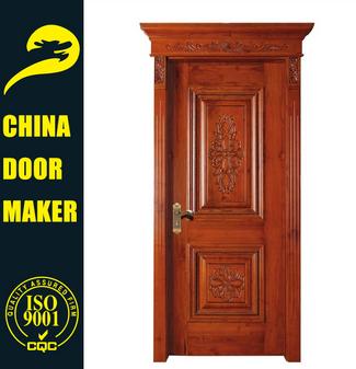 solid wood door template