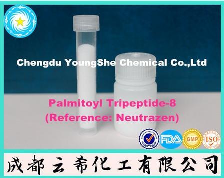 Palmitoyl Tripeptide-8 (Reference: Neutrazen)
