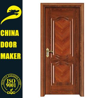 Steel wood door template