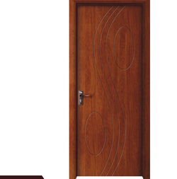 solid wood door template