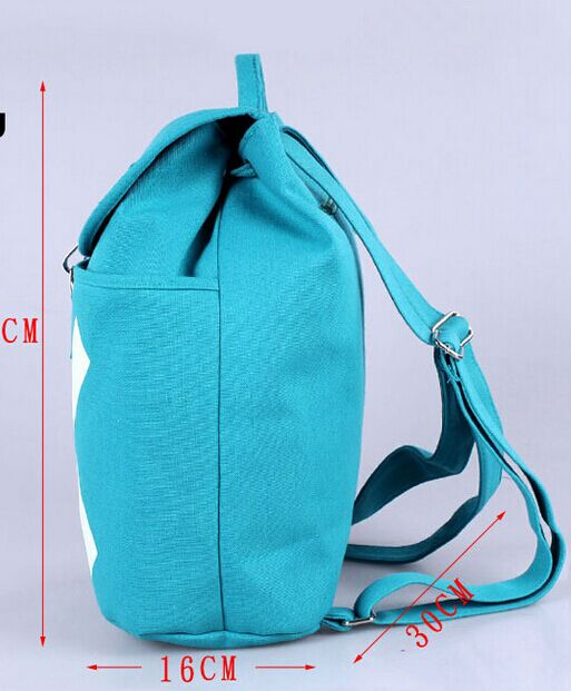 Hot selling fashion sport backpack for men Canvas outdoor Backpack Bag