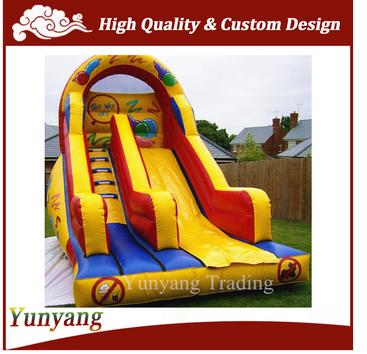 High quality inflatable slide for kids, inflatable slip n slide