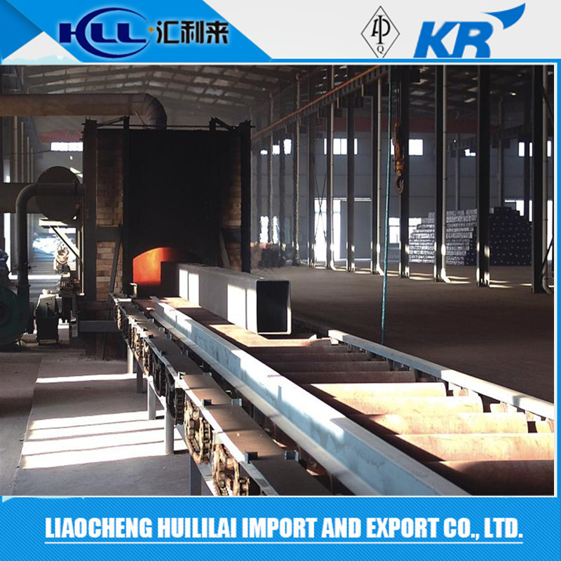 HLL 35CrMo welded and seamless steel pipe for bicycle